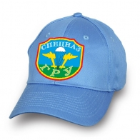 Голубая кепка Спецназ ГРУ