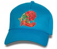 Голубая кепка жене Пограничника купить онлайн