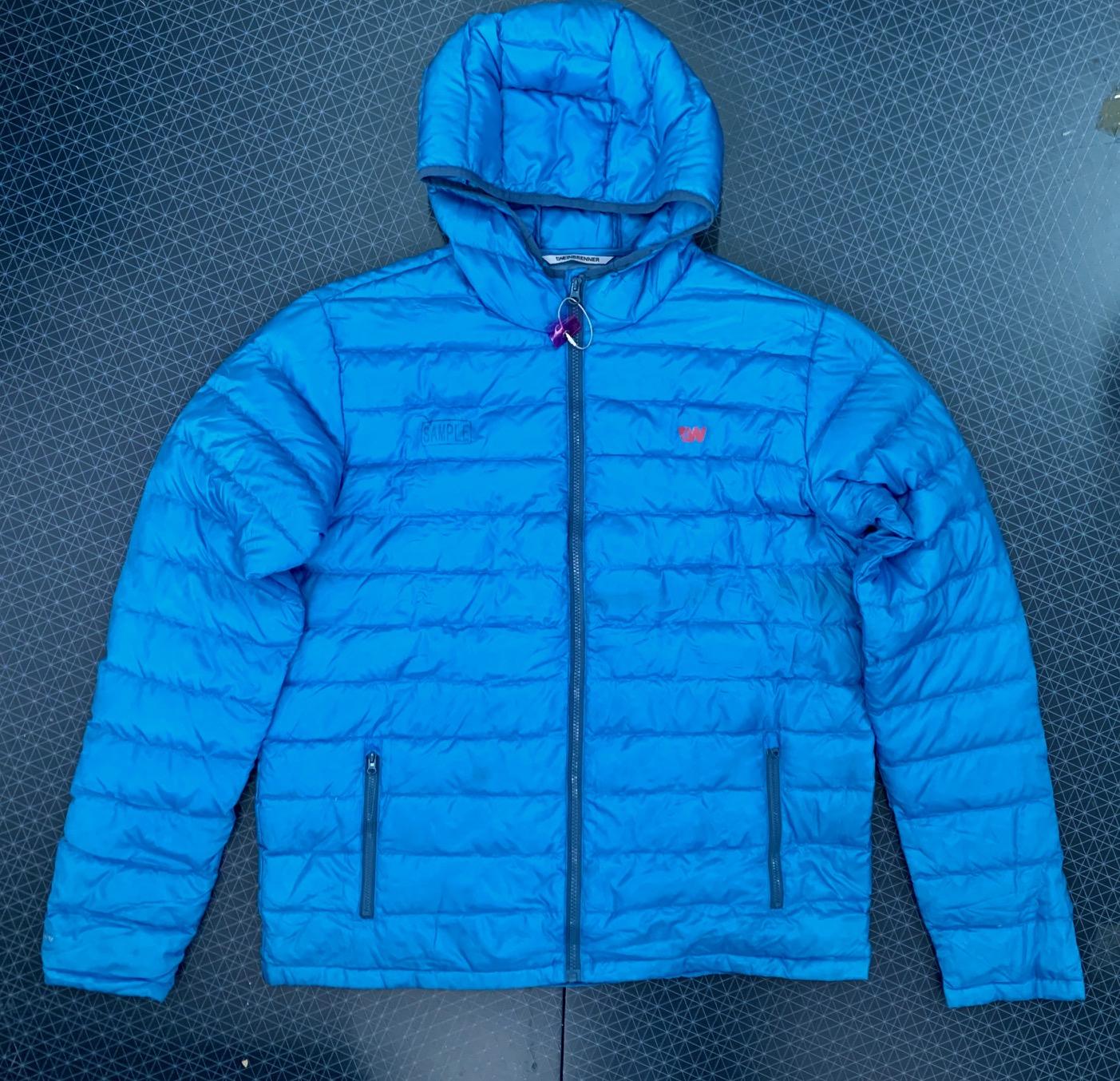 Голубая мужская куртка от WEINBRENNER