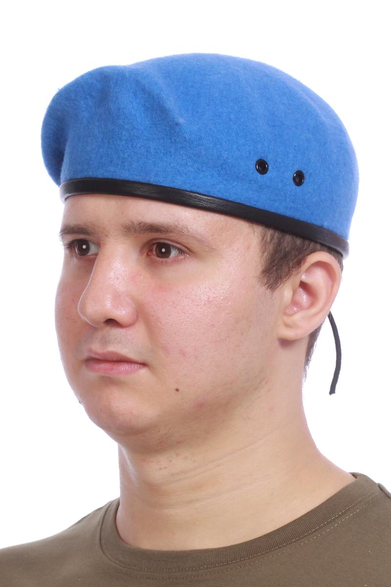 Голубой берет десантника - купить по низкой цене