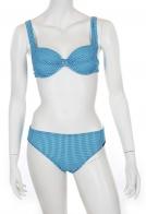 Голубой раздельный купальник Sunmarin