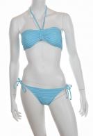 Голубой женский купальник Rip Curl.