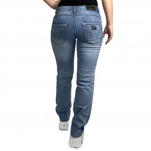 Голубые женские джинсы 4wards
