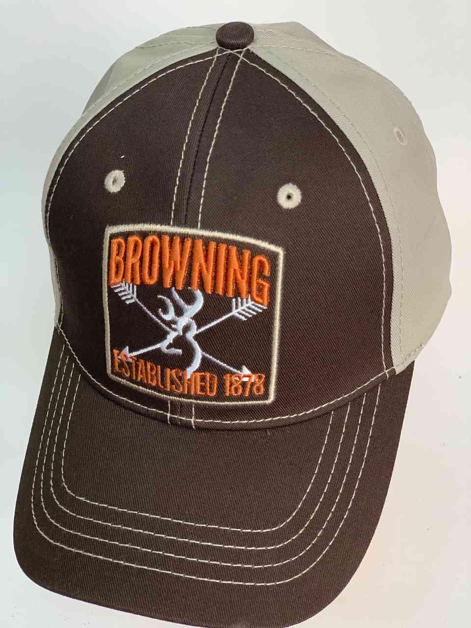 Городская бейсболка с логотипом BROWNING