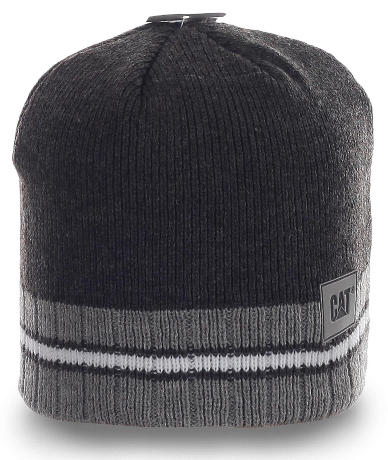 Городская стильная шапка для серьезных мужчин от CAT