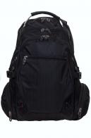 Городский спортивный рюкзак (30 литров, черный)