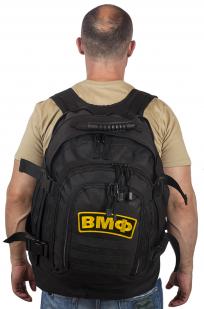 Городской армейский рюкзак с нашивкой ВМФ - купить онлайн