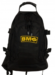 Городской армейский рюкзак с нашивкой ВМФ - купить в ролзницу