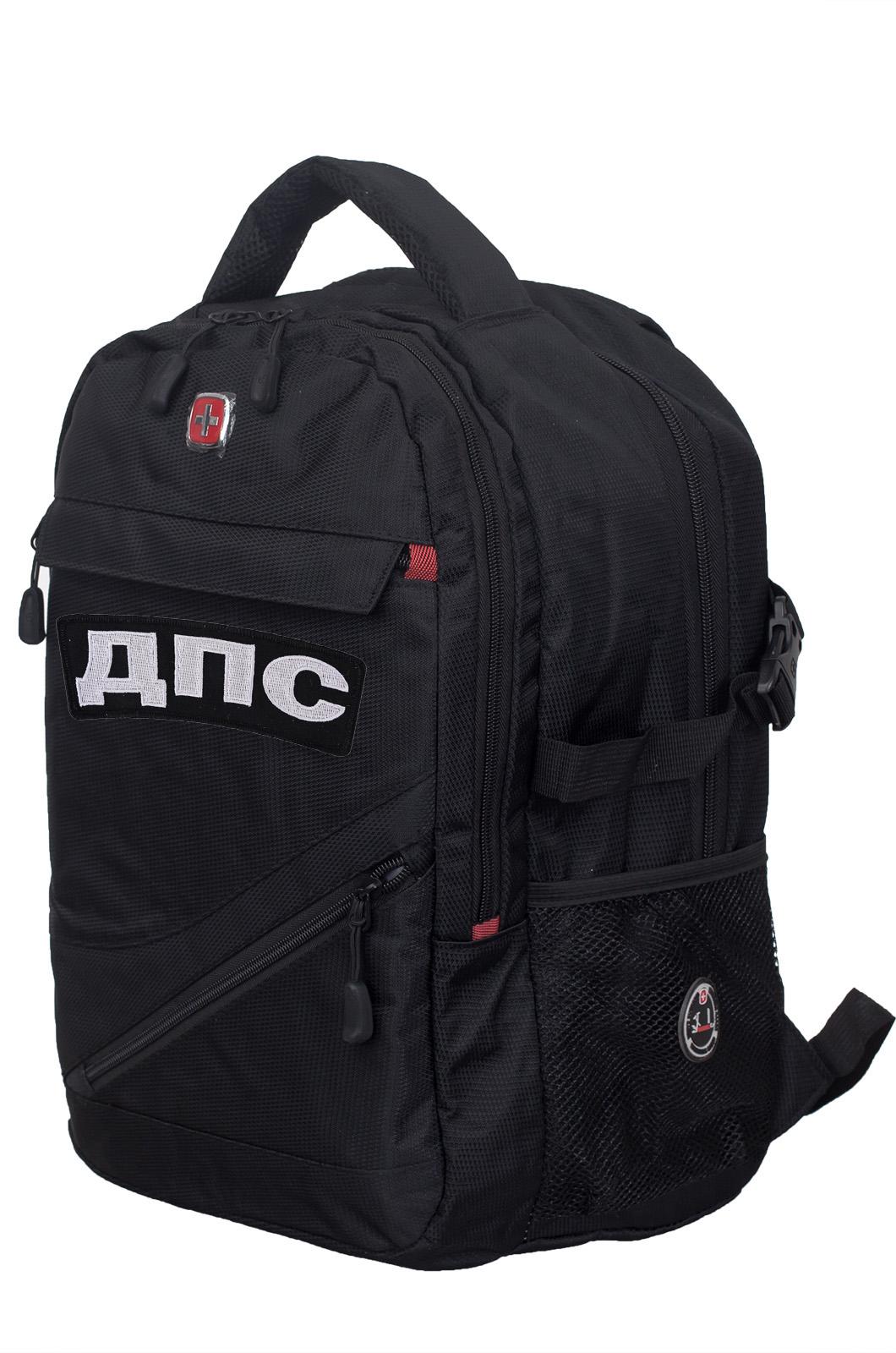 Городской черный ранец-рюкзак ДПС - заказать выгодно