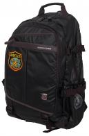 Городской черный рюкзак с нашивкой Афган - заказать онлайн