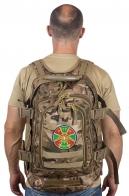 Городской камуфляжный рюкзак с эмблемой Погранвойск