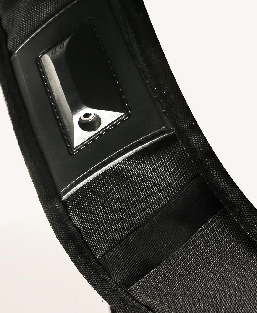 Городской рюкзак черного цвета с доставкой