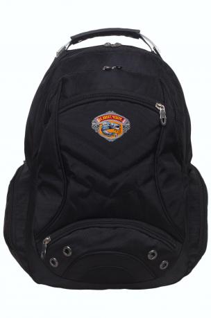 Городской рюкзак с рыбацкой нашивкой