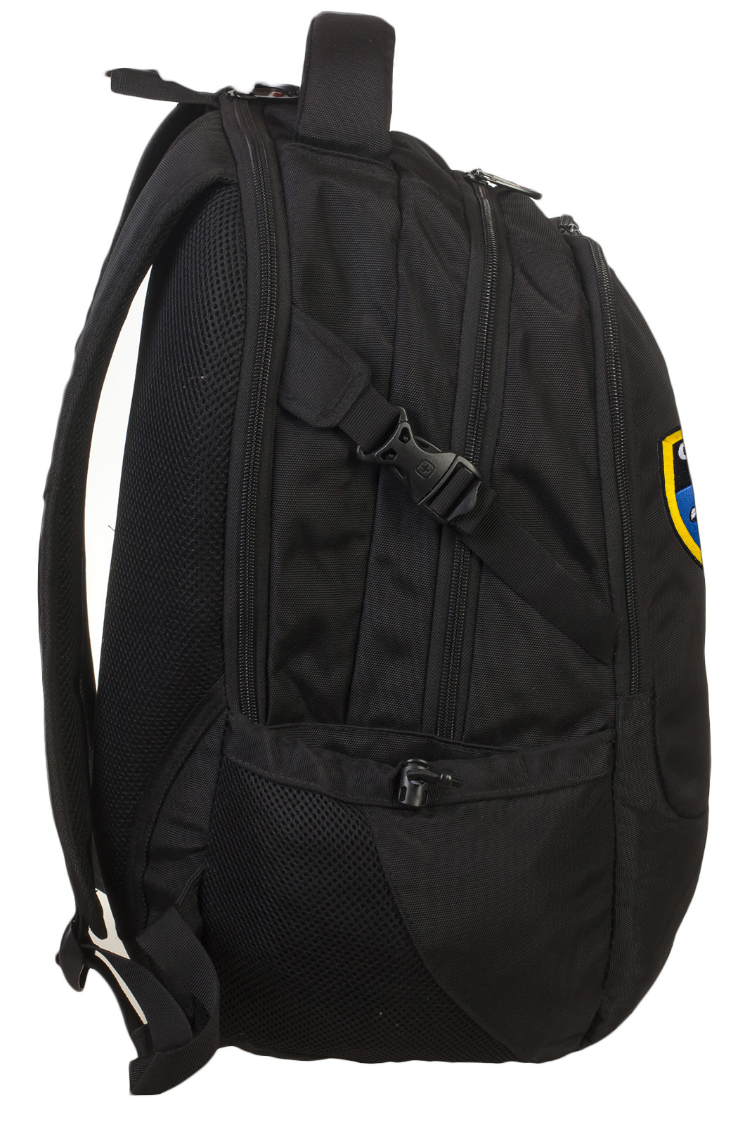 Городской вместительный рюкзак с нашивкой Спецназ ГРУ - заказать онлайн