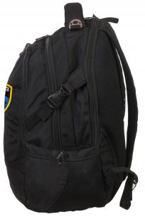 Городской вместительный рюкзак с нашивкой Спецназ ГРУ - заказать оптом