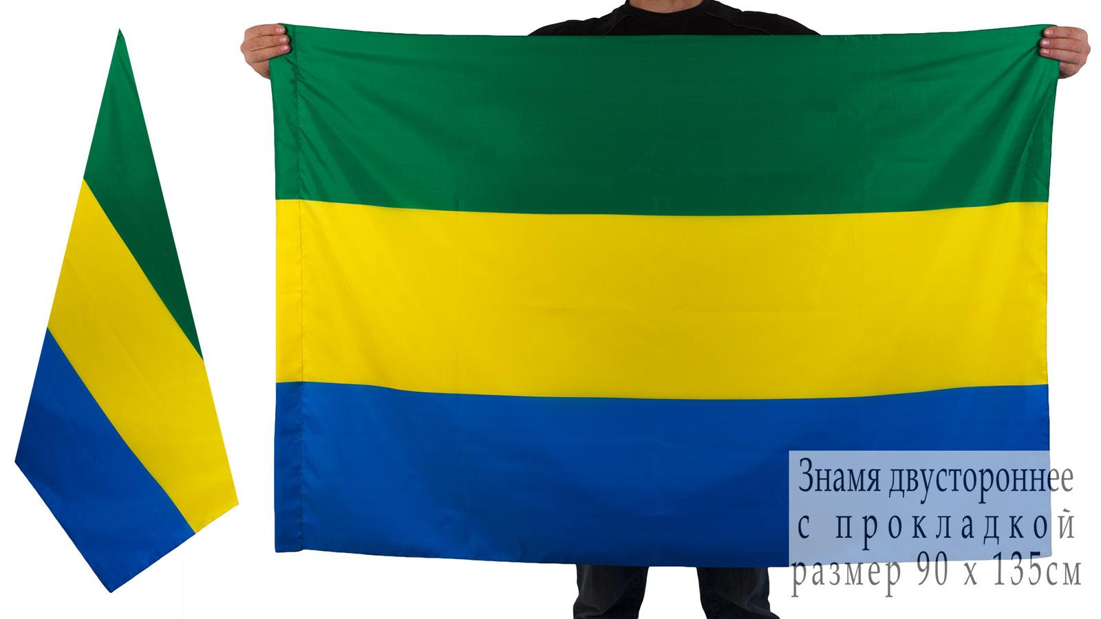 Государственный флаг Габона