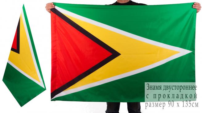 Государственный флаг Гайаны