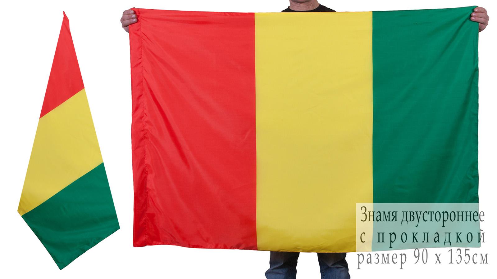 Государственный флаг Гвинеи