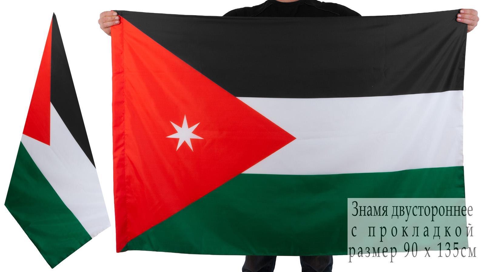 Государственный флаг Иордании