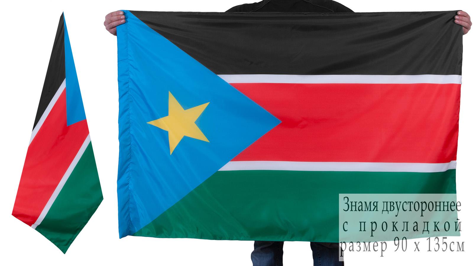 Государственный флаг Южного Судана