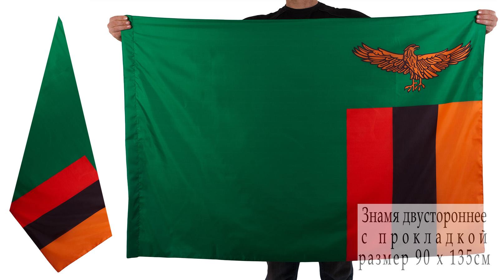Государственный флаг Замбии
