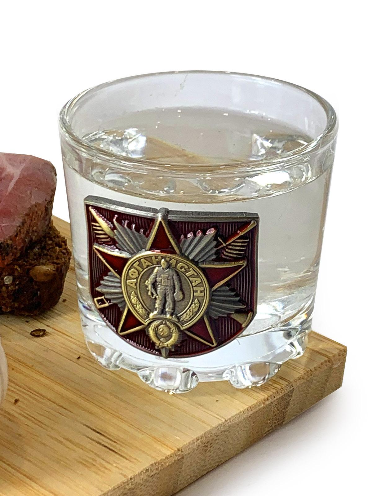 Элитный набор для крепких напитков Афган