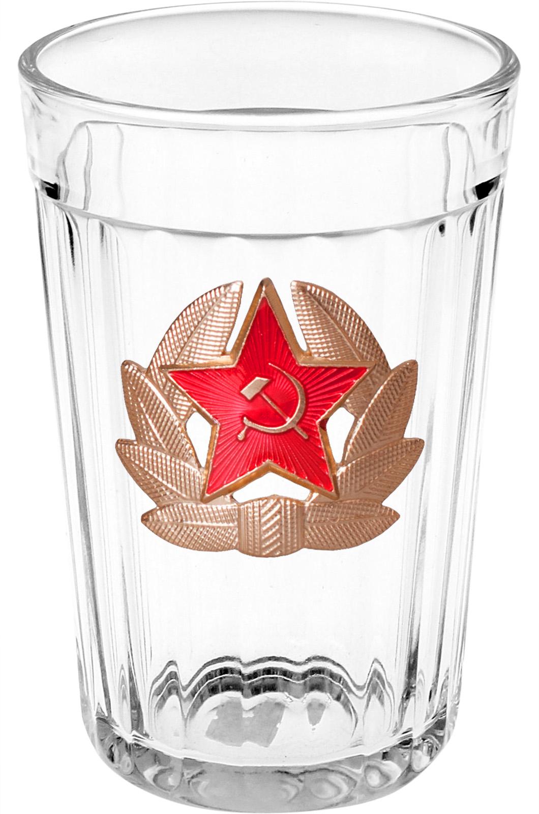 """Гранёный стакан """"Армейский"""""""