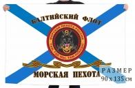 Гвардейский флаг Морской пехоты Балтийского флота