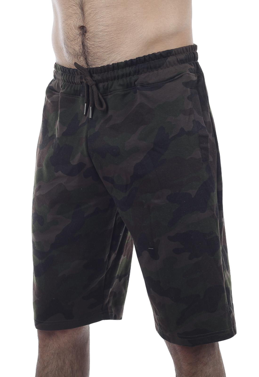 Армейские хаки шорты IZ-XO4-ARMY IZZUE