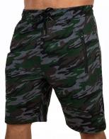 Мужские хаки шорты – лучший камуфляж от New York Athletics!
