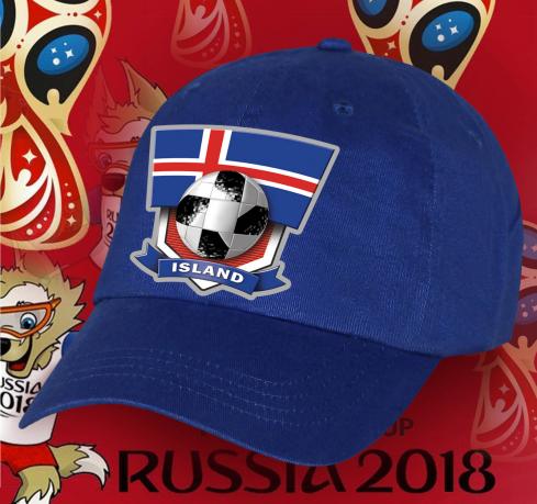 Хит-бейсболка сборной Исландии