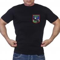 Хлопковая футболка Пограничных войск