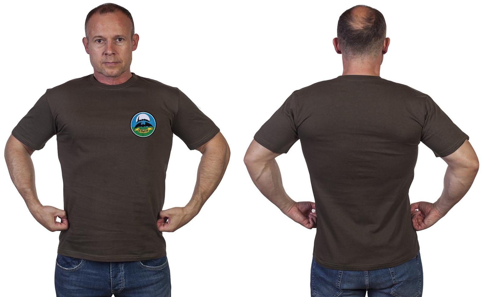 Мужская хлопковая футболка 14 ОБрСпН
