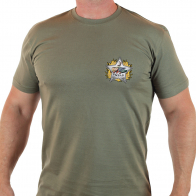 Купить хлопковую футболку для рыбака
