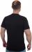 Хлопковая футболка  с вышитым шевроном КДПО - заказать с доставкой
