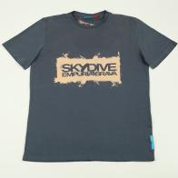 Хлопковая футболка Skydive Empuriabrava