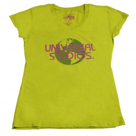 Хлопковая футболка Universal Studios. Яркий цвет, отличное качество