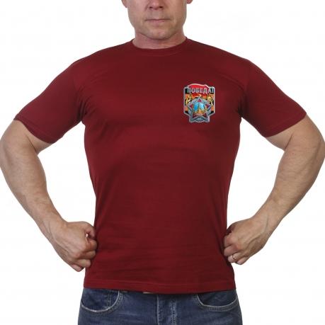 Хлопковая футболка Победа