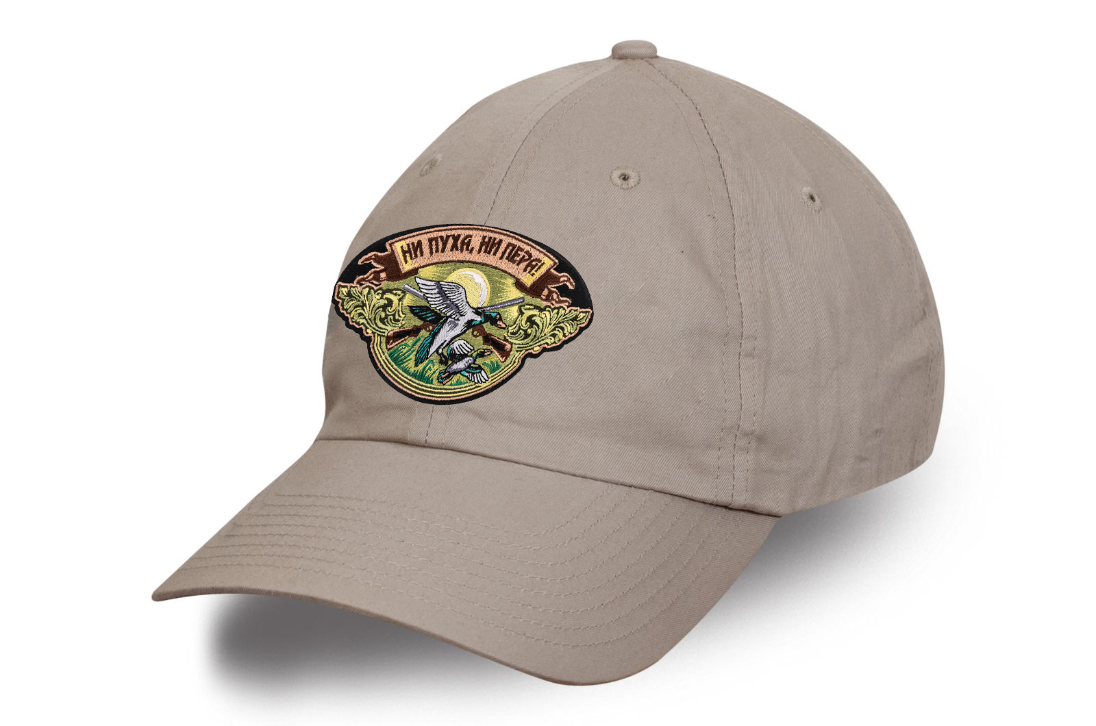 Хлопковая кепка для охотника