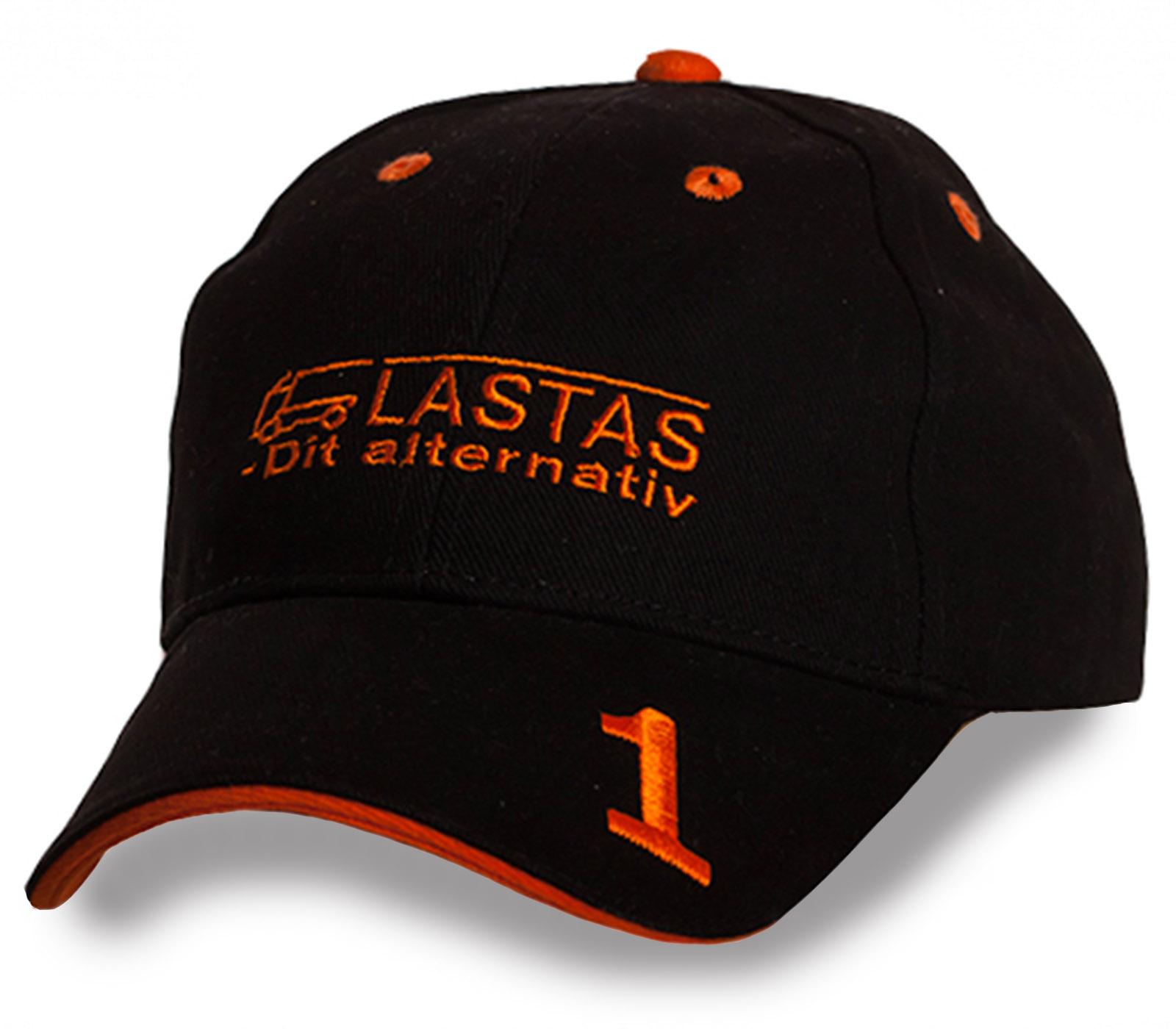 Хлопковая кепка LASTAS