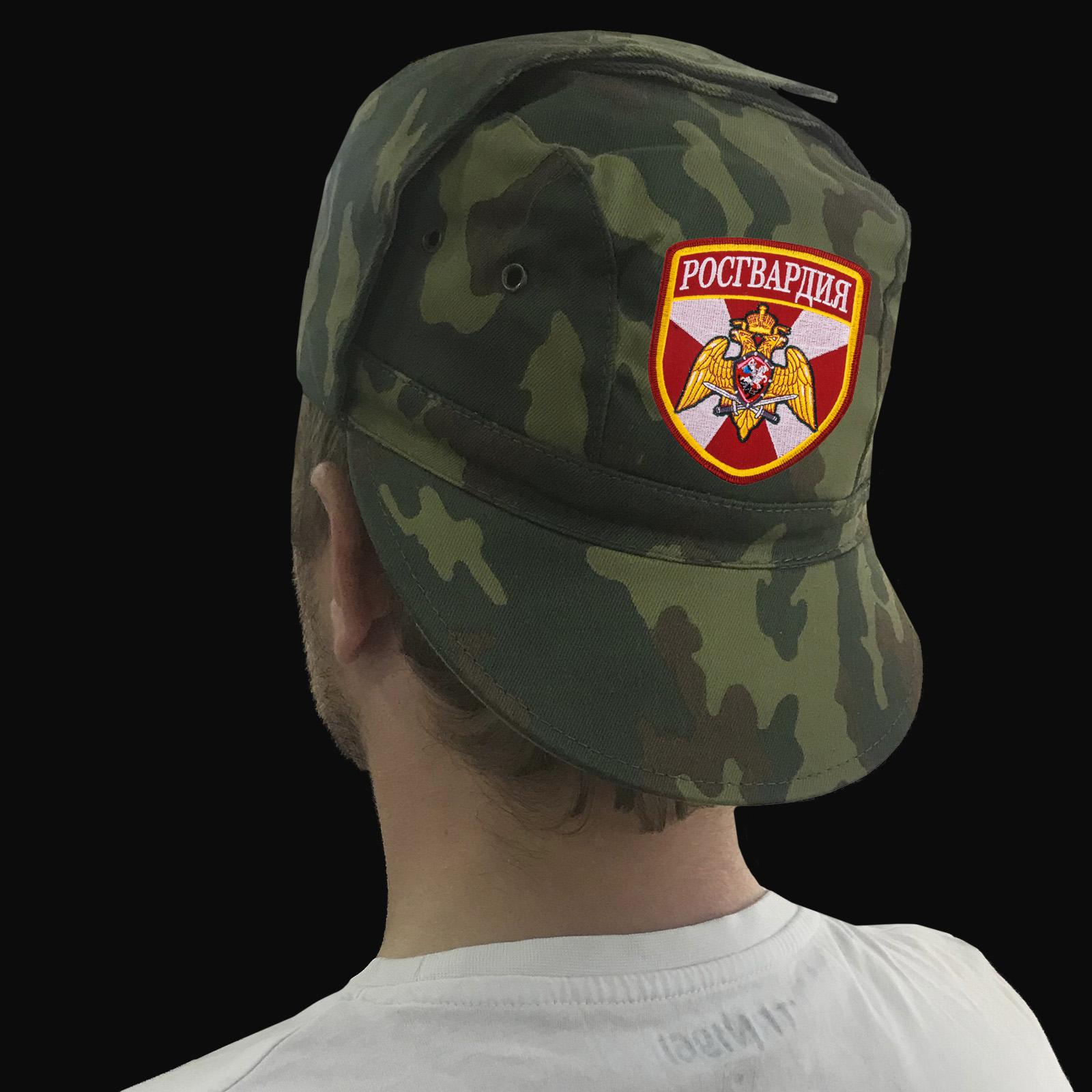 Недорогие мужские кепки с символикой Национальной Гвардии России