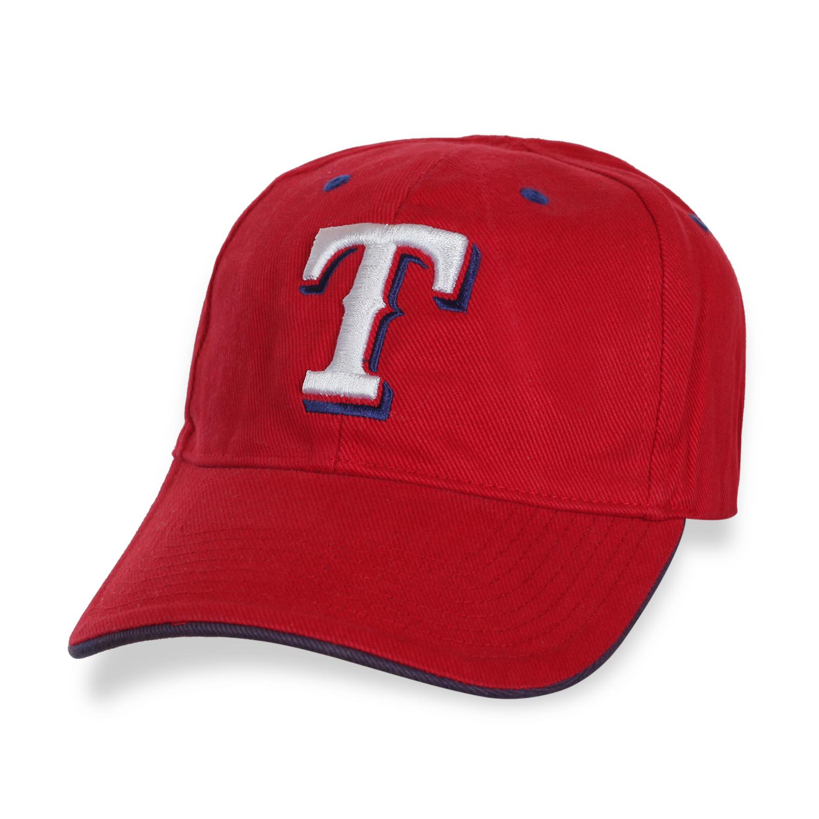 Хлопковая красная бейсболка T