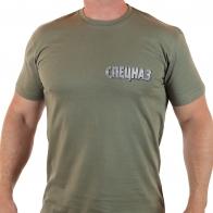 Хлопковая оригинальная футболка Спецназ