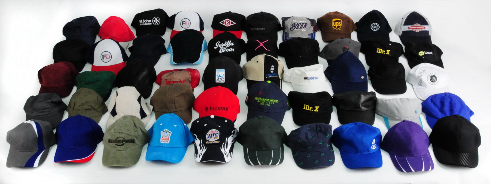 Хлопковые легкие кепки – твоя городская мода!