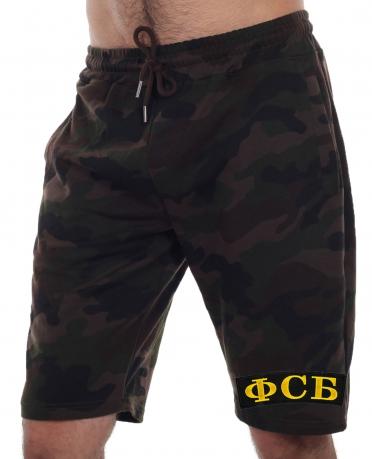 Хлопковые шорты ФСБ
