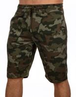Хлопковые мужские шорты IZZUE – камуфляжная модель CCE Camo