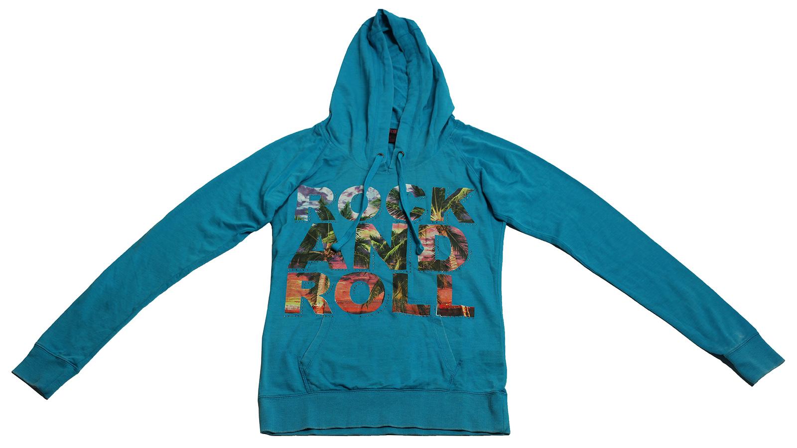 Худи Rock&Roll CowGirl. Модная и практичная модель на каждый день
