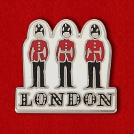 Royal Guard Of London Pin