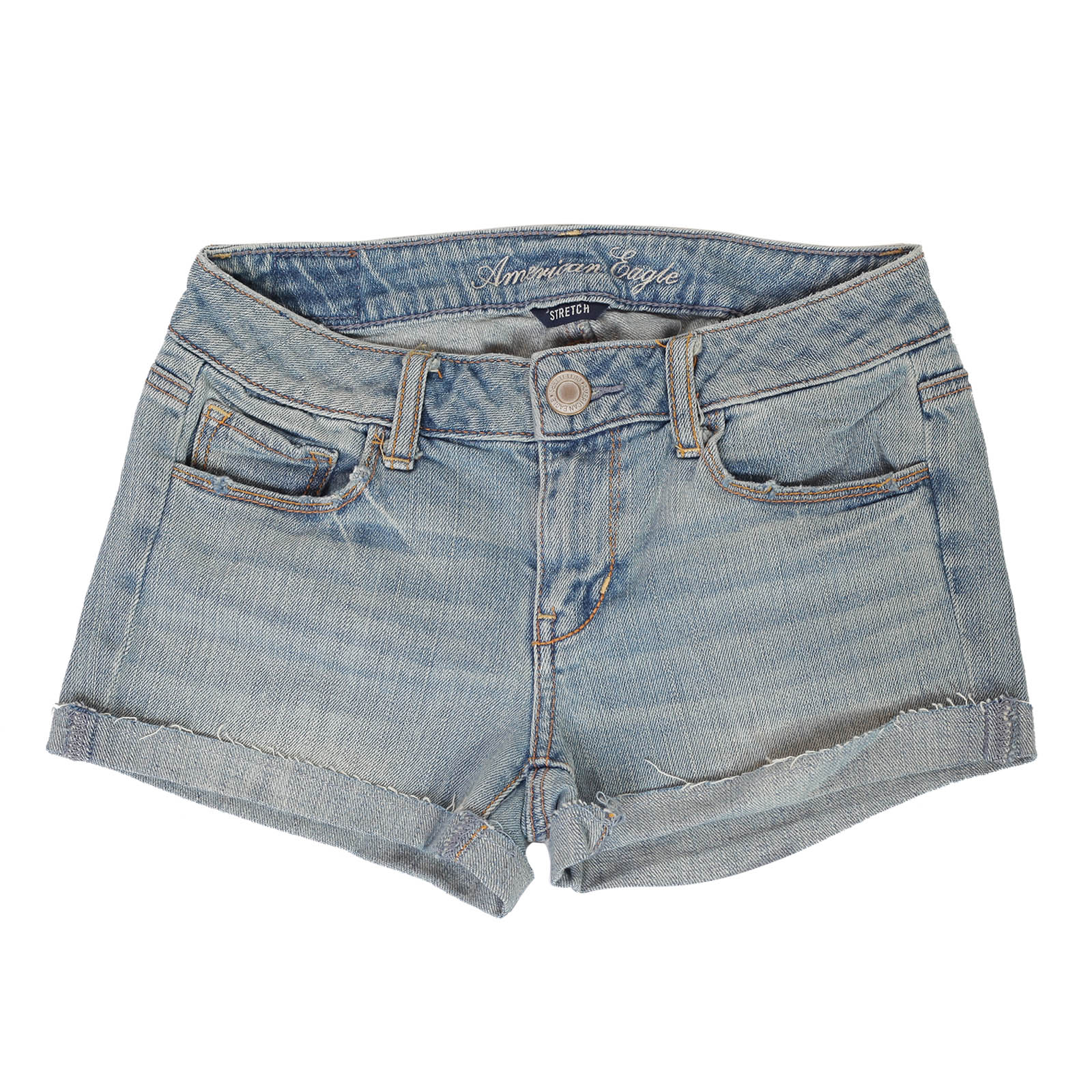 Купить идеально укороченные женские шорты