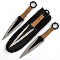 Идеальные метательные ножи Кунай